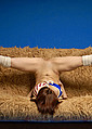 nude flex girl